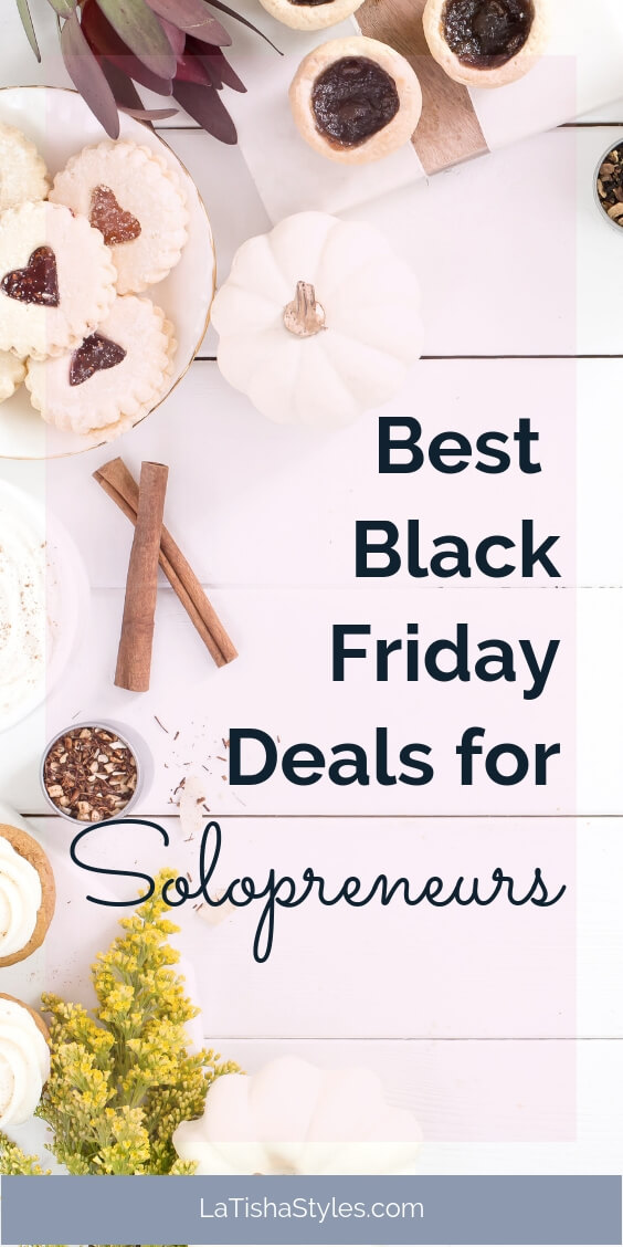 black friday solopreneurs deals