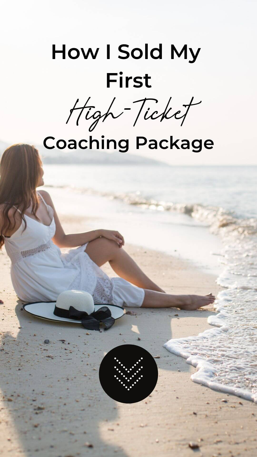 how i sold my first high ticket coaching package IG